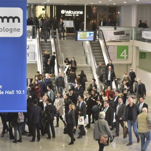 Targi IMM Cologne 2017. Fot. Serwis prasowy Koelnmesse