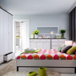 łóżko Porto z szufladą. Fot. BRW