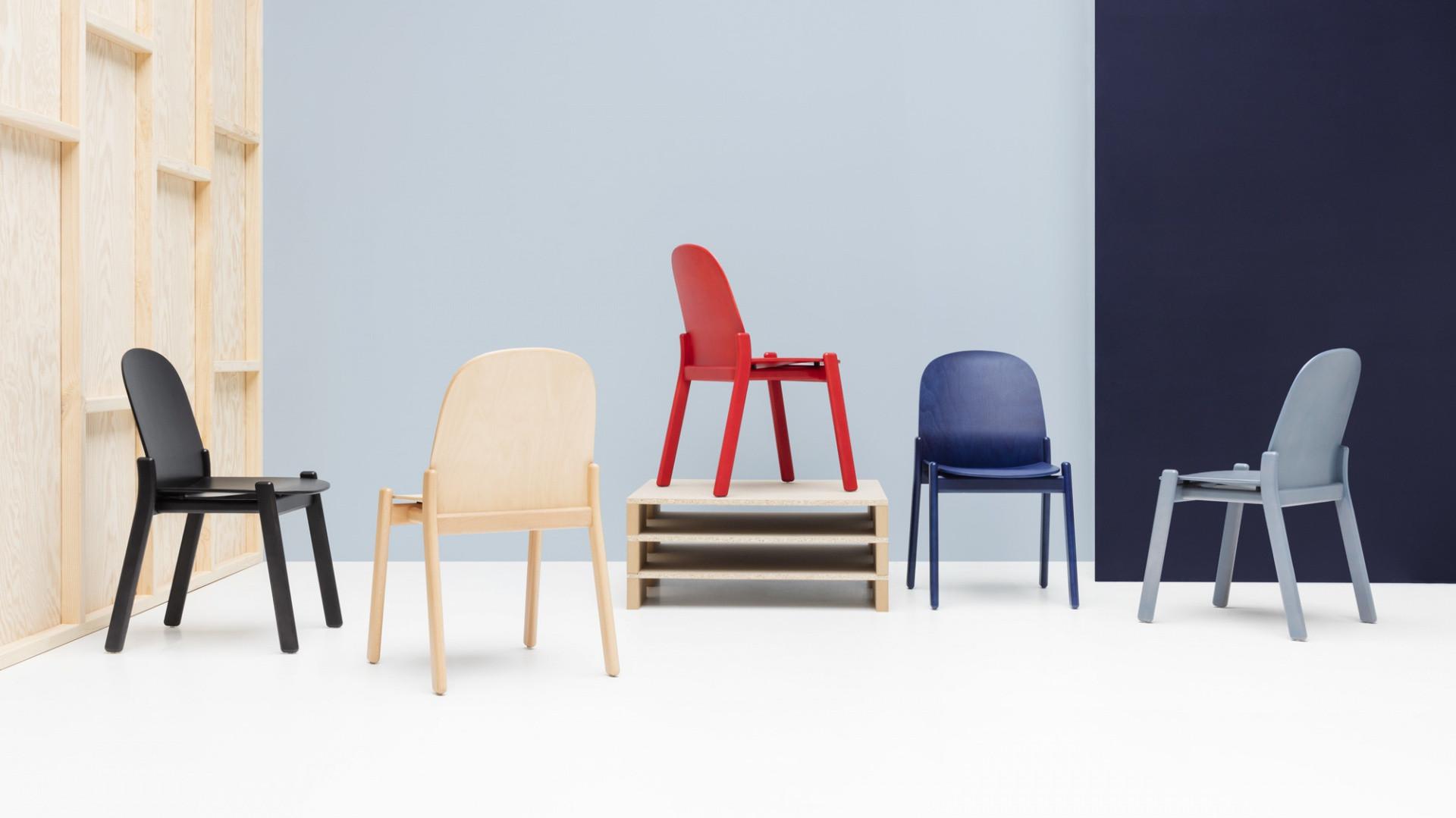 Krzesło Nordic. Fot. Noti