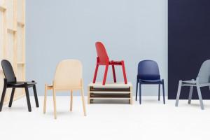 Kolorowe krzesła ożywią każdą aranżację