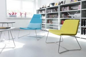 Krzesła na nietypowych podstawach - wybierz ciekawy design we wnętrzu!