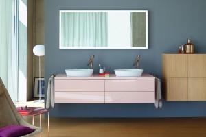 Kolorowe meble do łazienki - jak stworzyć energetyczne wnętrze
