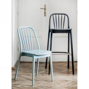 Krzesło Aldo, Paged. Projektowaniem krzesła zajął się zespół projektowy w składzie Jadwiga Husarska-Sobina oraz Magdalena Paleczna. Fot. Husarska Design Studio