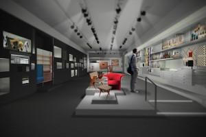 Prace polskich projektantów w Galerii Wzornictwa Polskiego