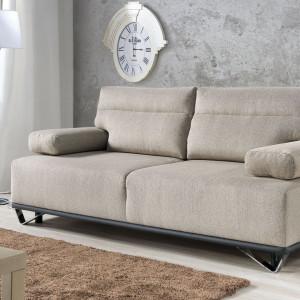 Dwuosobowa sofa Chester z funkcją spania. Fot. Libro