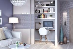 Jak odmienić salon przy użyciu drzwi przesuwnych?