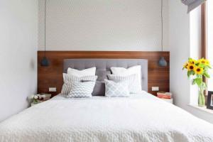 Jak urządzić przytulną sypialnię - porady projektanta