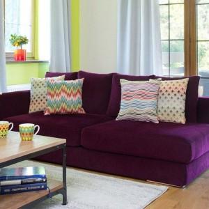 W ramach noworocznej metamorfozy wnętrza można kupić nową sofę. Fot. Dekoria.pl