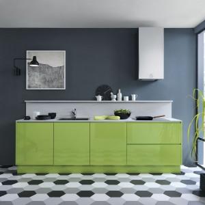 Kuchnia w stylu nowoczesnym - model z serii