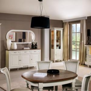 Oświetlenie stosowane w witrynach jadalniach pełni równocześnie funkcje użytkowe i dekoracyjne. Na zdjęciu: kolekcja