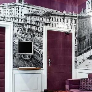 Castel Inn Arthotel, realizacja 2008. Lokalizacja: Stare Miasto, Warszawa. Autorzy koncepcji: Anna Koszela, Marzena Demkowicz. Zdjęcia: Tomirri.