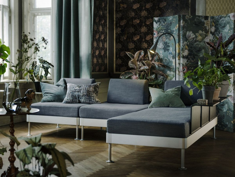 Kolekcja Delakting marki IKEA. Projekt: Tom Dixon. Fot. IKEA