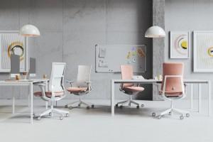 Nowa kolekcja foteli obrotowych i konferencyjnych