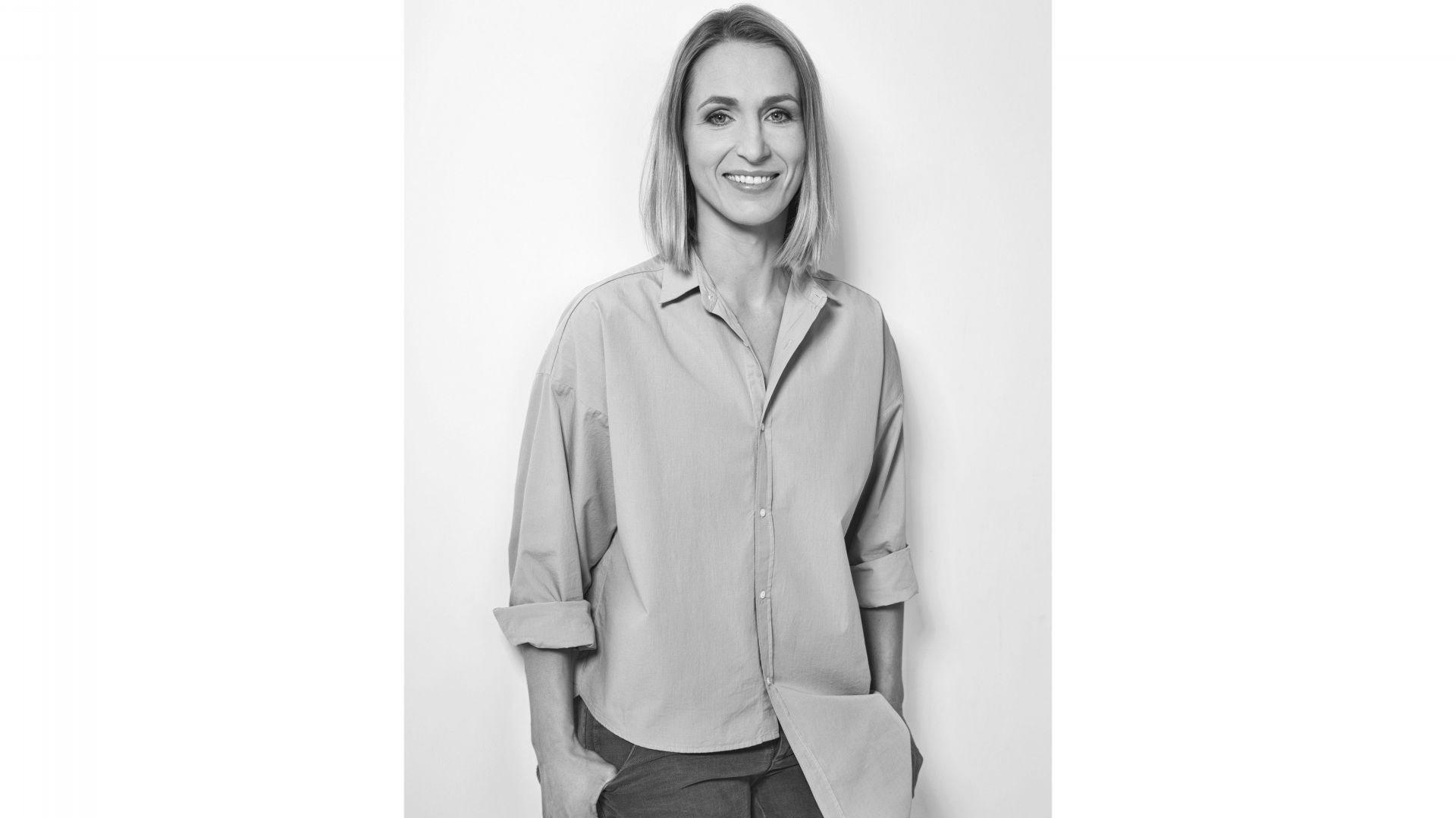 Monika Bronikowska, współzałożycielka pracowni projektowej Hola Design.
