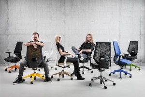 Nagroda IF Design Award dla fotela obrotowego marki Vank