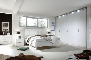 Sypialnia w stylu angielskim - zobacz piękne meble