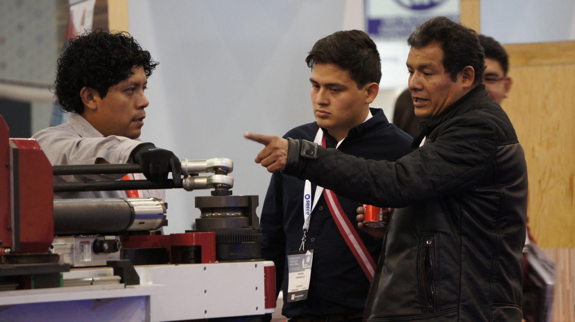 Targi Magna Expo Mueblera odbyły się w mieście Meksyku w dniach 17-20 stycznia 2018 roku. Fot. Deutsche Messe