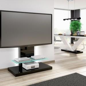 Supernowoczesna szafka pod telewizor Marino Max. Fot. Hubertus Design