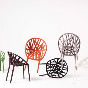 Kolekcja krzeseł