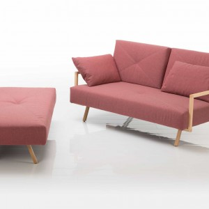 Sofa i otomana z serii