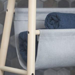 Stojak na ręczniki. Fot. IKEA