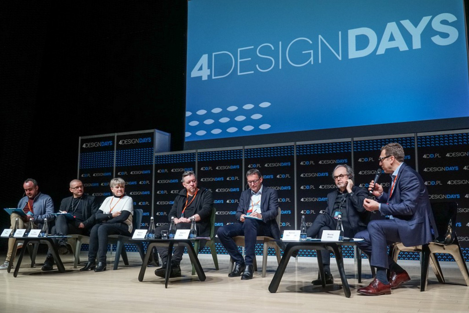 4 Design Days w Katowicach - sesja inauguracyjna. Fot. PTWP