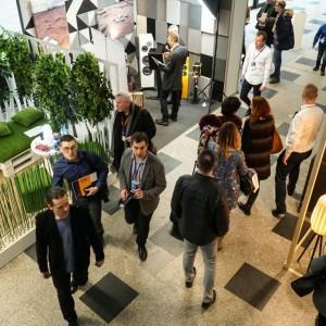 4 Design Days 2018 w Katowicach - stoiska wystawców. Fot. Grupa PTWP