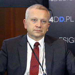 Piotr Chełmiński, prezes zarządu firmy Profim (Forum Branży Meblowej). Fot. Grupa PTWP