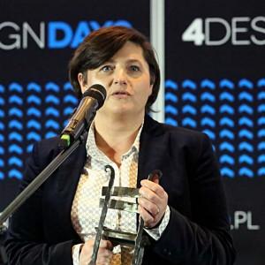 Aldona Czechowska (Wajnert Meble). Fot. Grupa PTWP