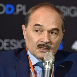 Mirosław Wolski, prezes zarządu firmy Schattdecor Polska (Forum Branży Meblowej). Fot. Grupa PTWP