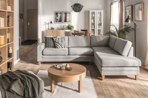 Wygodna sofa dla rodziny