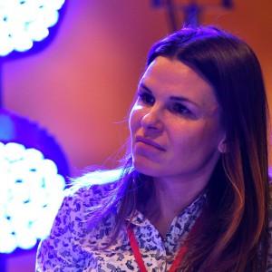 Agnieszka Buchta-Swoboda. Akademia Dobrze Mieszkaj - Dni Otwarte 4 Design Days 2018. Fot. Grupa PTWP