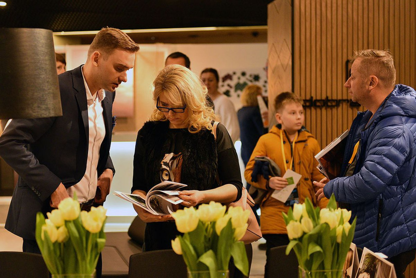 Dni Otwarte na 4 Design Days 2018 (17-18 luty br.). Fot. Grupa PTWP