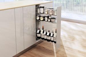 Jak wyposażyć funkcjonalną kuchnię?