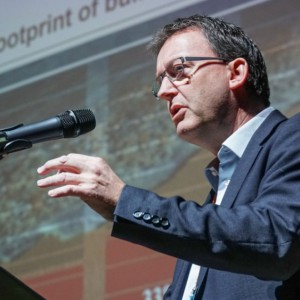 Edward Schwarz, General Manager, LafargeHolcim Foundation for Sustainable Construction (4 Design Days). Fot. PTWP