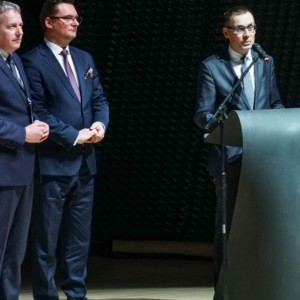 Wojciech Kuśpik, prezes zarządu PTWP SA (4 Design Days 2018). Fot. PTWP