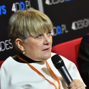 Ewa Kuryłowicz, wiceprezes zarządu Kuryłowicz & Associates. Fot. PTWP
