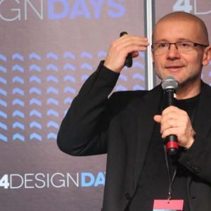 Robert Konieczny, architekt, założyciel KWK Promes. Fot. PTWP