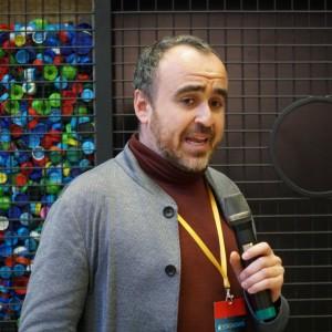 Ivan Blasi, koordynator międzynarodowego konkursu architektonicznego im. Miesa van der Rohe. Fot. PTWP