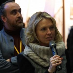 Giovanna Carnevali, włoska architekt i niezależna konsultantka, dyrektor ds. konkurencji w firmie Strelka KB. Fot. PTWP