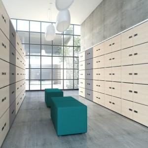 Wielokrotnie na archiwa biurowe przeznaczane są wydzielone pomieszczenia. Fot. MDD