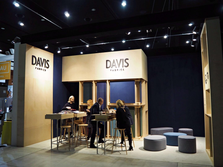 Stoisko firmy Davis na 4 Design Days. Fot. Davis