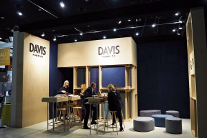 Firma Davis zaprezentowała nową linię tkanin na 4 Design Days