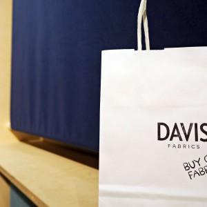 Oferowane przez firmę Davis drukowanie na tkaninach wykonywane jest w zakładzie produkcyjnym w Bielsku-Białej. Fot. Davis