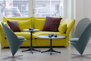 Barber&Osgerby - zobacz meble zaprojektowane przez słynnych Brytyjczyków