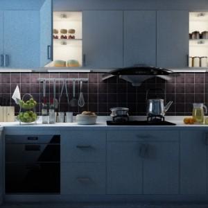 Panele oświetleniowe dają przyjemne, neutralne światło. Fot. Activejet