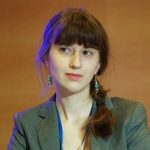 Magda Motrenko - Akademia Dobrze Mieszkaj 2018. Fot. PTWP