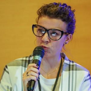 Katarzyna Widawska - Akademia Dobrze Mieszkaj 2018. Fot. PTWP