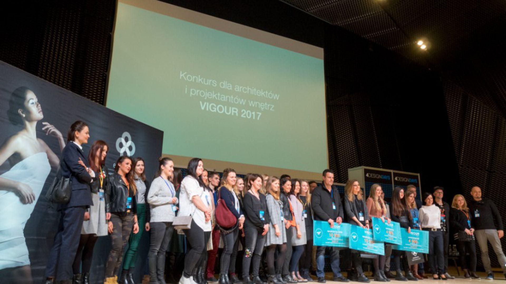 W konkursie wzięło udział 154 architektów i projektantów. Zgłoszono w sumie 203 prace w 2 kategoriach. Fot. PTWP