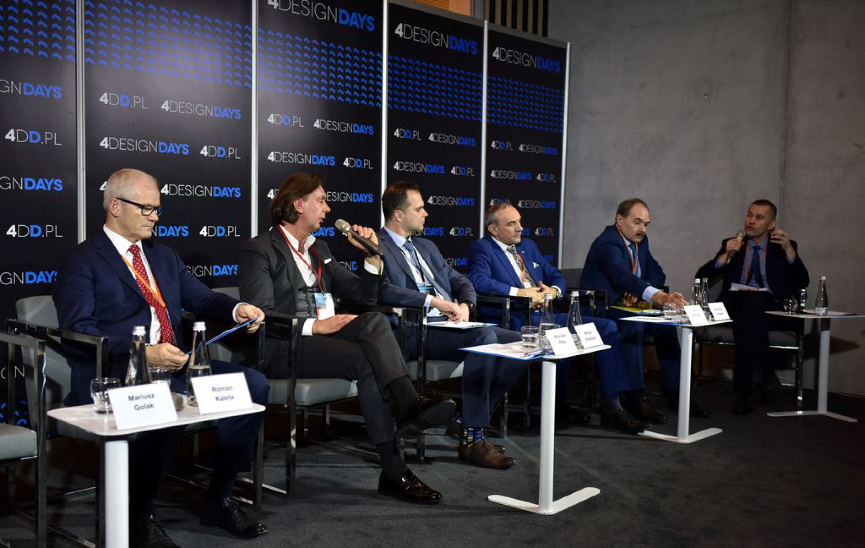 Panel o meblarskim rynku pracy: Pracownik pilnie poszukiwany. Czy w dobie kurczącego się rynku pracy automatyzacja pozwoli produkować więcej za mniej? (Forum Branży Meblowej). Fot. PTWP